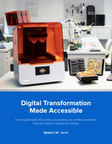 Formlabs – Digital Transformation made accessible