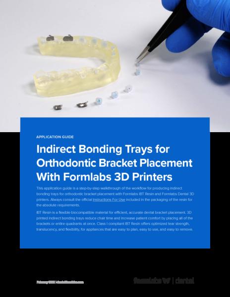 Formlabs – Indirect Bonding Trays
