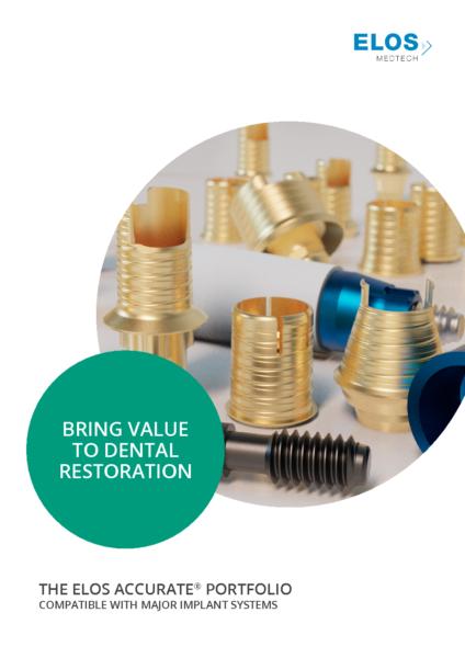 Bring Value to Dental Restoration